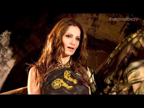Despina Olympiou - An Me Thimáse (Cyprus) 2013 Eurovision Song Contest Official Video