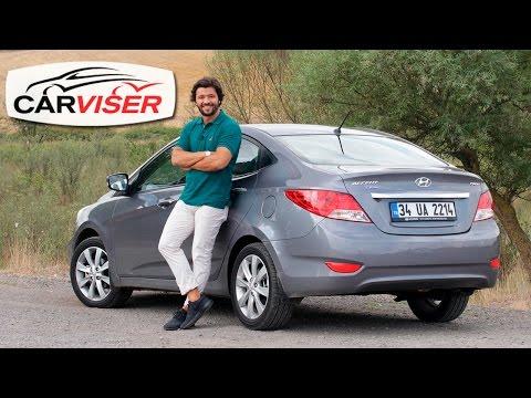 Hyundai Accent Blue 1.6 CRDi DCT Test Sürüşü - Review (English subtitled)
