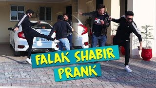 Prank With Falak Shabbir ( Singer ) By P4 Pakao Team In | 2020 |