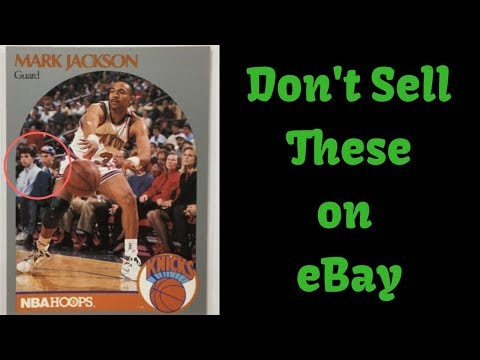 Dont Sell these items on Ebay.