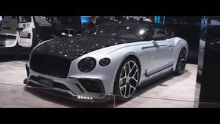 Geneva International Motor Show 2019 4K