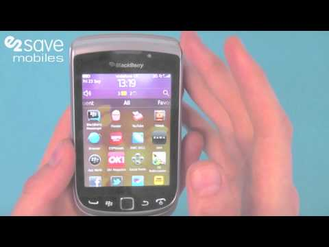 0 BlackBerry Torch 9810 smartphone Review