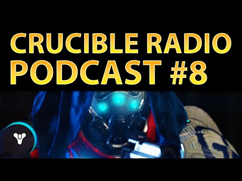 Planet Destiny: Crucible Radio Ep. 8 - Fully Whelmed (with Fizzor)