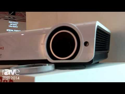 ISE 2014: Eiki Introduces Its New EIP-U4700 and LC-XNS3100 Projectors