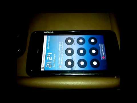 N900 Dual Boot Maemo/Android Demo
