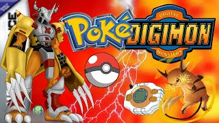 PokeDigimon Fusión Para Android Hackrom My Boy! GBA PC