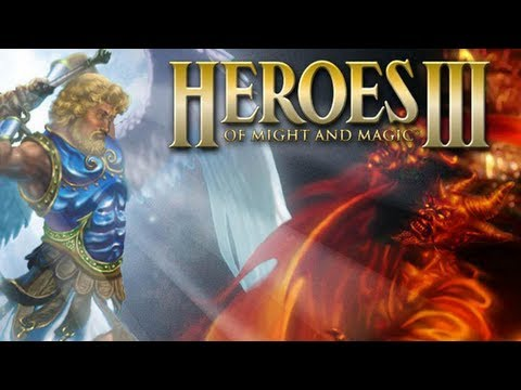 Heroes of Might & Magic III + HD Mod!