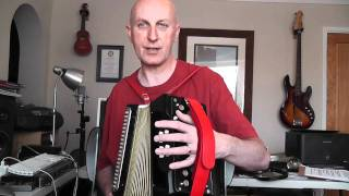 """The Melodeon - A Beginner's Guide Part 4 - Explanation of """"Diatonic"""" 