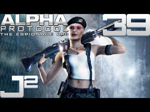 Let's Play Alpha Protocol - 39 [Wily Surkov]