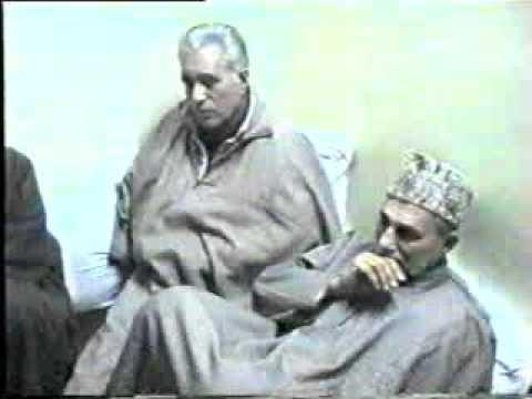 Gh Ahmad Sofi Kashmiri Sufi Song Video