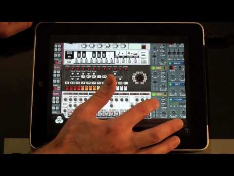 iPAD REBIRTH RB338 Synth and Drum Machine PART 202 Intro and History of The Beats