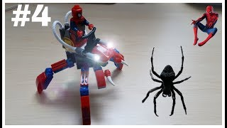 Lego My World Minecraft Spider Man - Xếp hình lego Spider man | Terebi TV