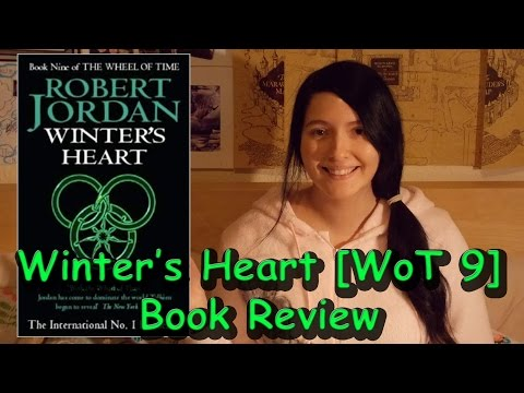 Winter's Heart (review) by Robert Jordan [WoT 9]