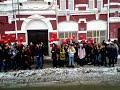 "В Саратове участники флешмоба сказали ""нет"" СПИДу"