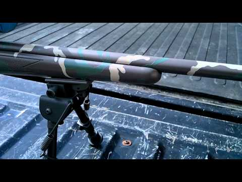 Mosin Nagant Custom Sniper Rifle duracoat 10