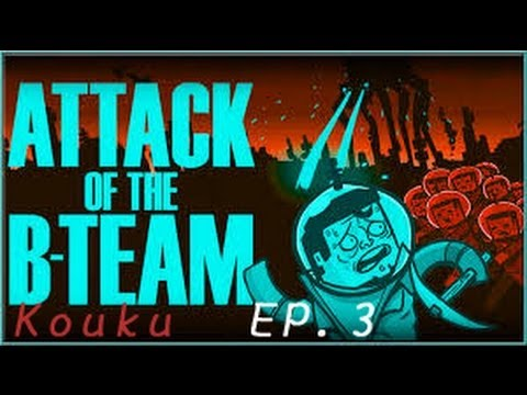 MineCraft『Attack of the B-Team』#3 Tinker's Construct