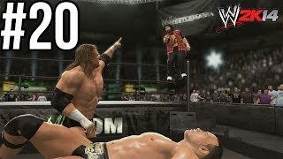 WWE 2K14 - Triple H vs. The Rock vs. Big Show vs. Mick Foley (WrestleMania 16) | 30 Years of WM