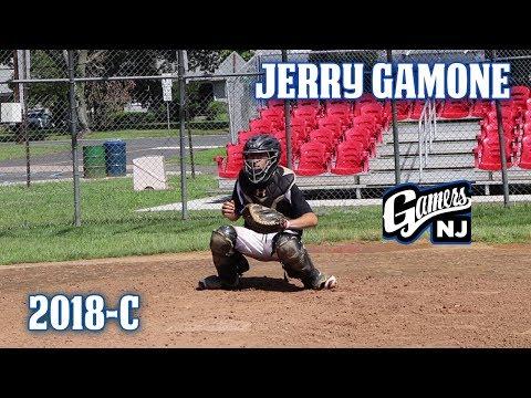2018-C Jerry Gamone Baseball Skills Video
