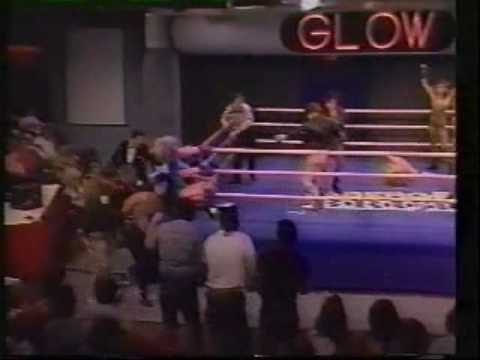 Glow 6 Tag Team Event