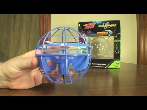 Air Hogs Atmosphere - Review and Flight