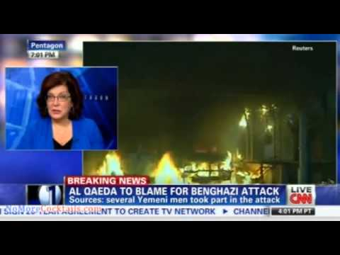 CNN reveals Yemeni Al Qaeda involved in Benghazi; CNN takes credit for plugging away at Benghazi