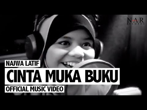Najwa Latif - Cinta Muka Buku (official Music Video) video