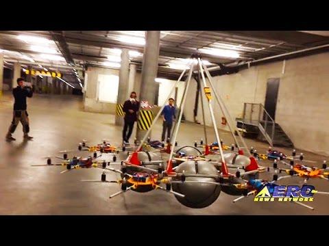 Airborne 01.26.16: Kickstarter Drone Fail, Active Winglets, World View