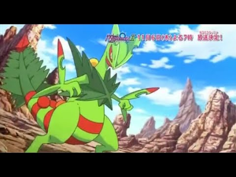 New pok mon xy special the strongest mega evolution mega - Pokemon xy mega evolution ...