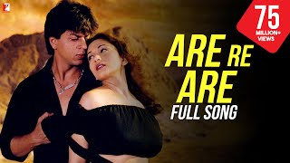 Are Re Are - Full Song | Dil To Pagal Hai | Shah Rukh Khan | Madhuri Dixit | Lata | Udit