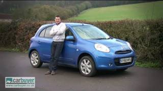 Download Nissan Micra hatchback 2010 - 2013 review - CarBuyer 3Gp Mp4