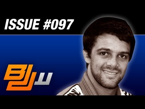 Robson Moura‪ - Reverse De LA Riva Sweep - BJJ Weekly Issue #097‬ Image 1