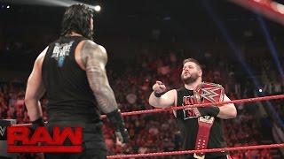download lagu Roman Reigns Confronts Kevin Owens: Raw, Sept. 5, 2016 gratis