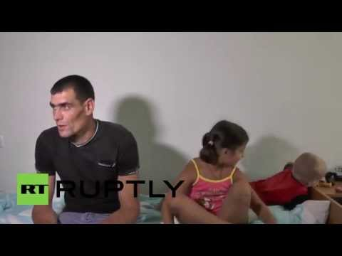 Ukraine: Shelling cost this Donetsk miner his wife and job