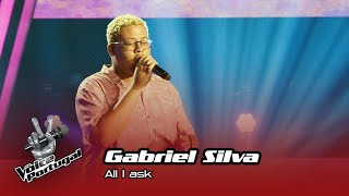 "Gabriel Silva  - ""All I ask"" 