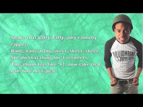 Chance The Rapper - Favourite Song (ft. Childish Gambino) - Lyrics