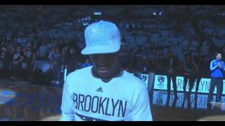 BROOKLYN NETS-THEME AND STARTING 5 -PLAYOFFS 2015