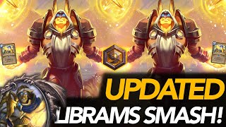 Updated Libram Paladin SMASHES! | Ashes Of Outland | Hearthstone