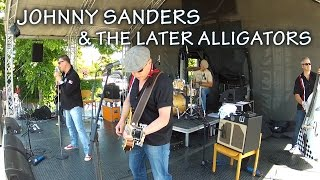 JOHNNY SANDERS & THE LATER ALLIGATORS   Musikfestival Rath Heumar 2015 YT