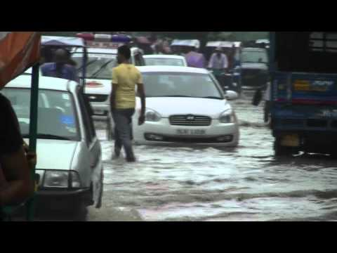 New Delhi Underwater - Where does all the tax money go?