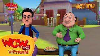 Motu Patlu Superclip 67 - Hai Chàng Ngốc - Cartoon Movie - Cartoons For Children