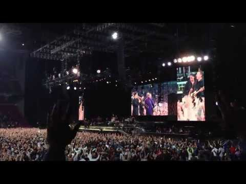 Bruce Springsteen - Twist and Shout @ Parken, Köpenhamn 2013