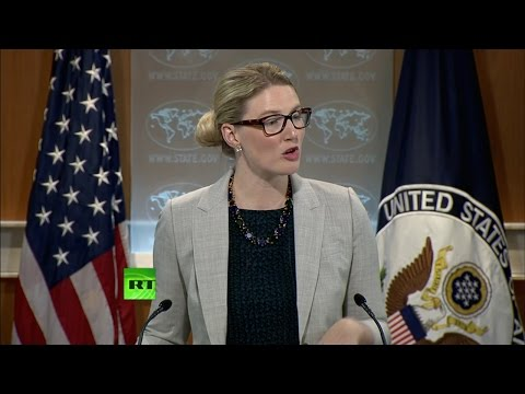 State Dept. accuses Russia of firing artillery into Ukraine, refuses to provide any evidence