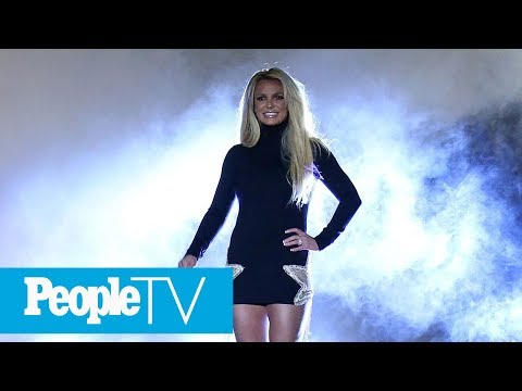 Britney Spears Announces A New Residency In Vegas 9 Months After Piece Of Me Show | PeopleTV