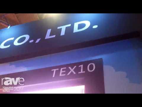 ISE 2017: Retop LED Display Highlights TEX Series