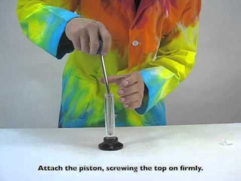 Fire Syringe Demo