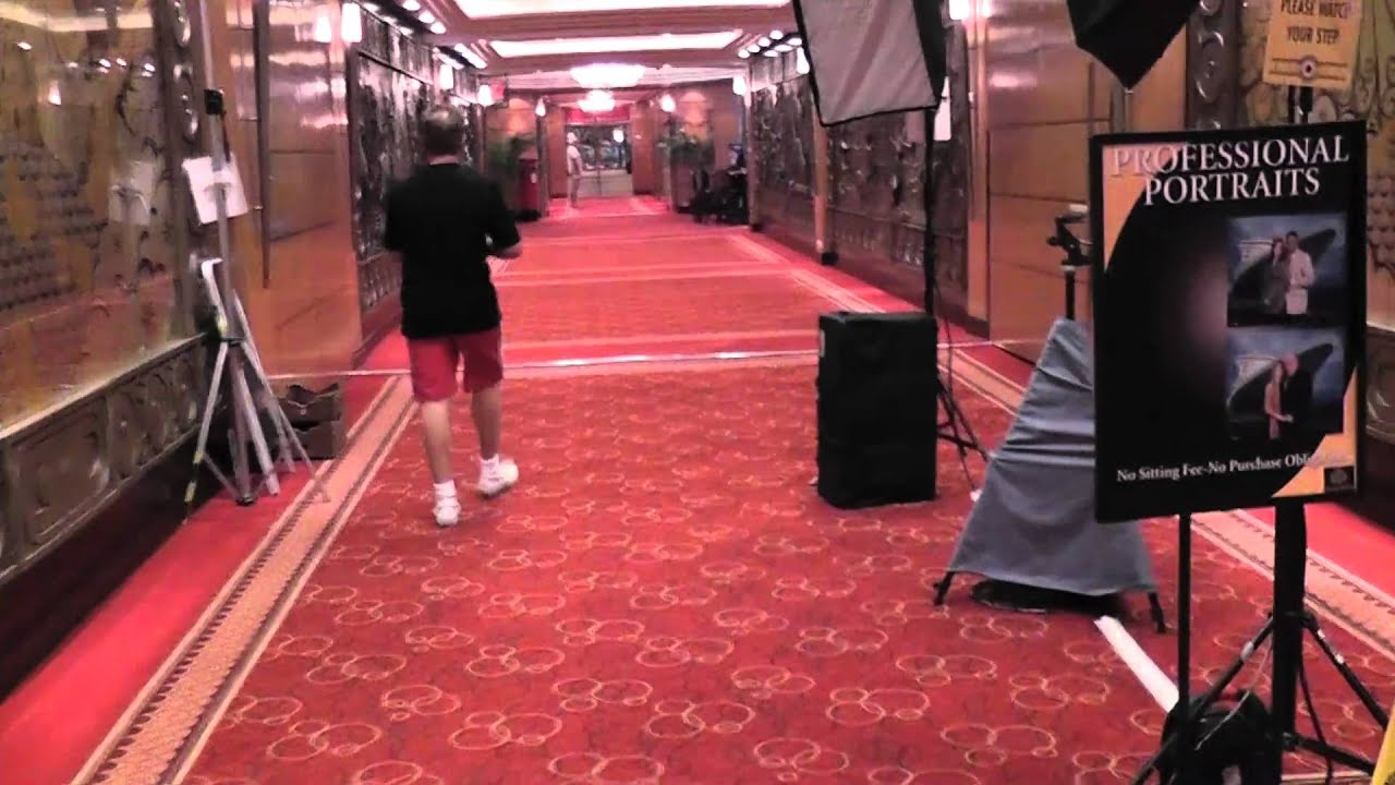 Queen Mary 2 Tour Inside Youtube