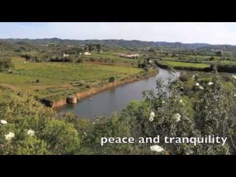 Algarve River House Walking and Cycling Video