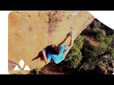 VAUDE - Rocklands - Boulder movie with Kilian Fischhuber