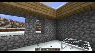 Гайд по minecraft 1.5.2. Как построить красивый дом (1)