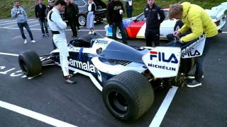 DRIVEN: Brabham BMW BT52